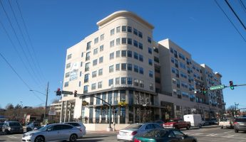 Square One building that started Sandy Springs' mixed-use apartments era is sold